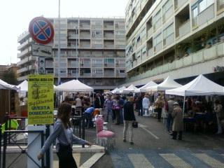 A piazza della balduina roma rm 04 01 2015 lazio in festa for Piazza balduina