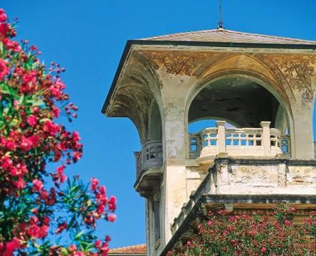 Appartamenti in villa con giardino timo giardini di ottavia