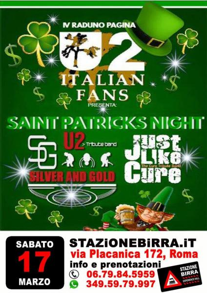 Saint Patrick Night