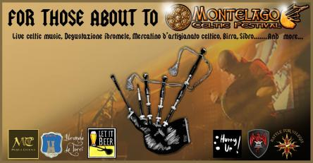 Roma- For Those About To Montelago Celtic Festival - Let It Beer