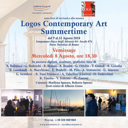 Logos Contemporary Art Summertime