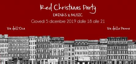 Red Christmas Party